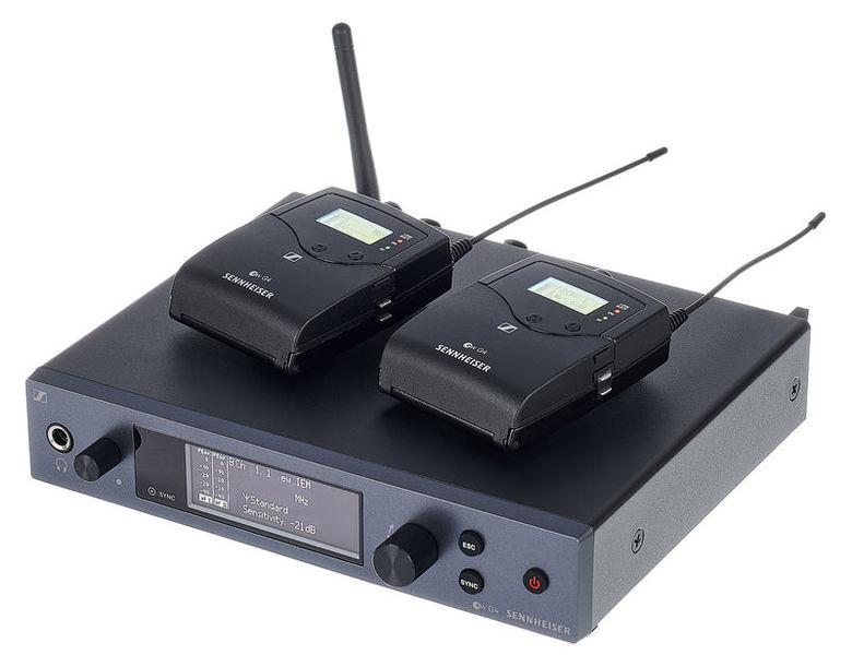 Радиосистема ушного мониторинга Sennheiser EW IEM G4-TWIN-A  c доставкой по России, подробности и цена на  Pguards.ru Pguards.ru